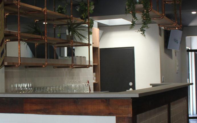Web Industrial bar